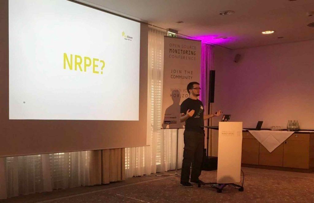 Max Rosin OMSC Vortrag 2018