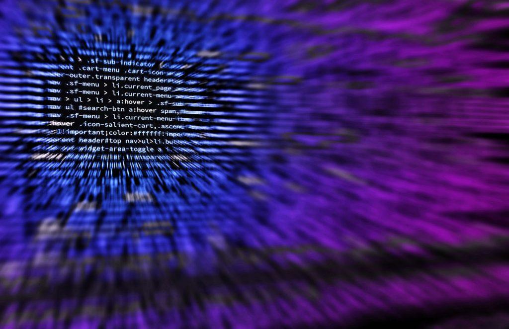 Codes Coding Background