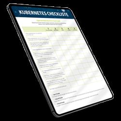 SysEleven Kubernetes Checkliste