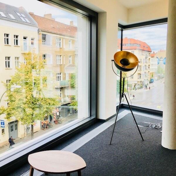 SysEleven Office Konferenzraum