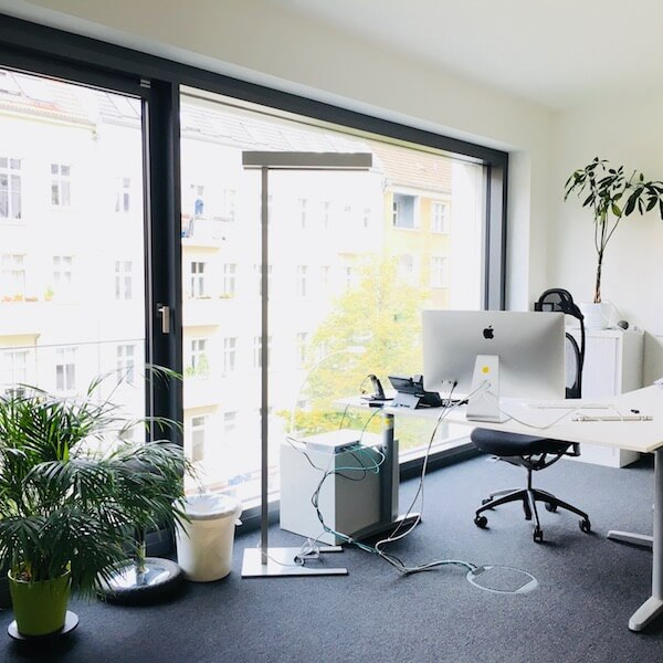 SysEleven Office Arbeitsplatz