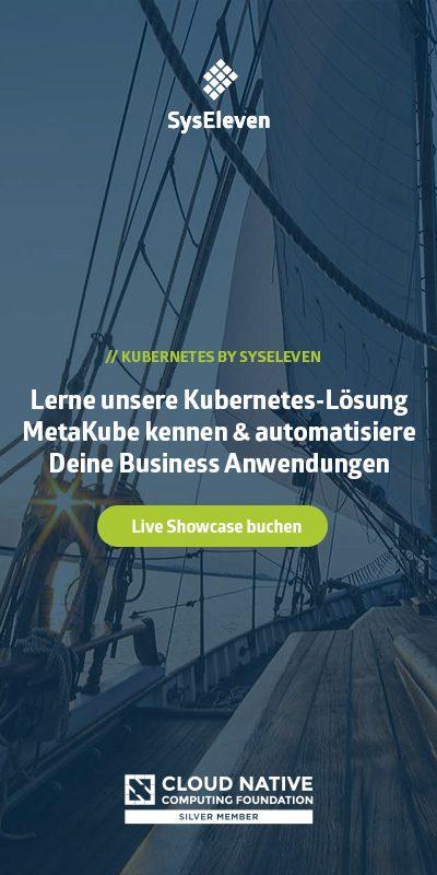 MetaKube Showcases Banner Blog