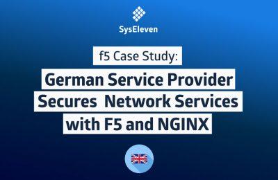 f5 Case Study