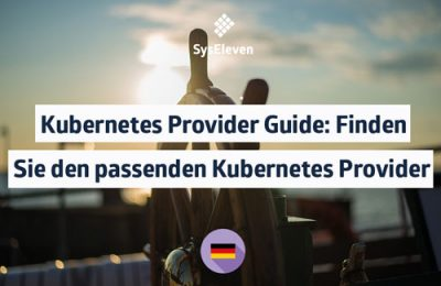 Kubernetes Provider Guide