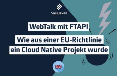 WebTalk FTAPI Vorschaugrafik